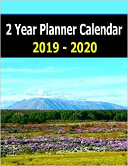 2 year planner calendar 2019 2020 2 year calendar planner for 2019 2020 helps you organize start with important dates to remember for each year