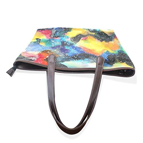 pour femme TIZORAX à Multicolore Sac l'épaule à porter B4q5UF7wq