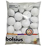 Bolsius Floating Candles - (White) by Bolsius