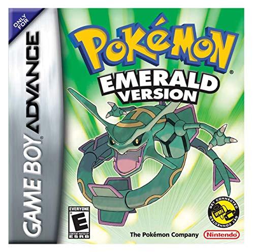 (Pokemon Emerald Version - New Battery Installed (Renewed))