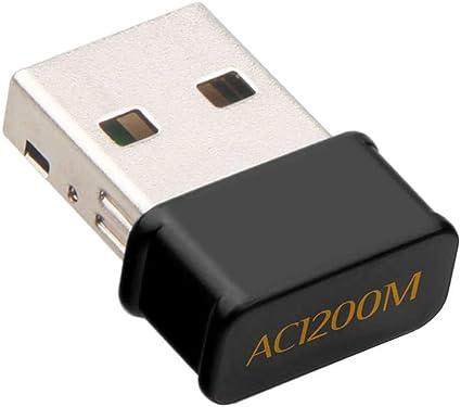 Adaptador inalámbrico USB WiFi 1200Mbps USB WiFi Adaptar ...