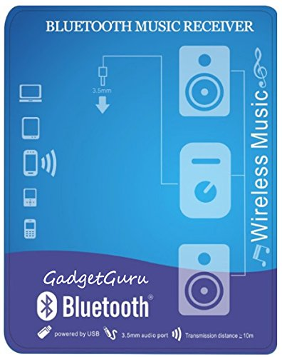 Gadgetguru Bluetooth Music Streaming Kit For Car Stereo Pc Speakers Or Home Theater Price Buy Gadgetguru Bluetooth Music Streaming Kit For Car Stereo Pc Speakers Or Home Theater Online In India Amazon In