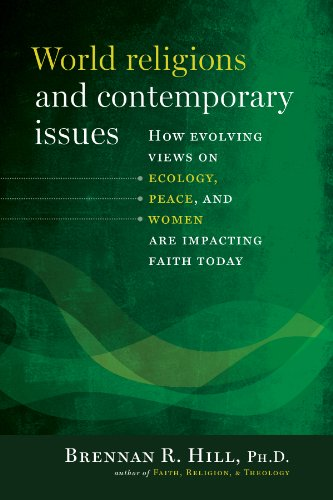 World Religions and Contemporary Issues: How Evolving View on Ecology, Peace, and Women are Impacting Faith Today