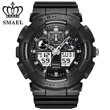 Uhren Neueste Kollektion Von Synoke Männer Uhr Relogio Masculino Multifunktions Digitale G Sport Shock Uhren Led Quarz Alarm Wasserdichte Armbanduhr