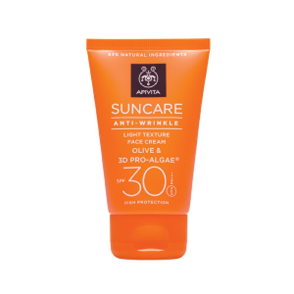 アピヴィータ Suncare Anti-Wrinkle Light Texture Face Cream SPF 30 50ml   B06XFJWMXB