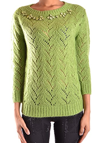 ermanno-scervino-womens-mg34207-green-wool-sweater
