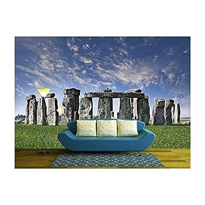 Mysterious Stonehenge in UK, Classic Artwork, Amazing Piece of Art