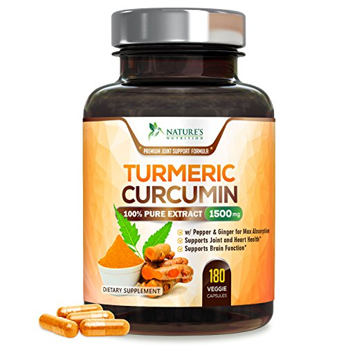 Curcuminoids Absorption Supplement Natures Nutrition