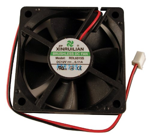 JBJ 12 Gallon & 24 Gallon Nano-Cube Replacement Cooling Fan Jbj 12 Gallon Nano Cube