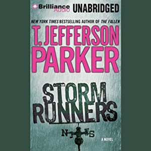 Storm Runners Audiobook