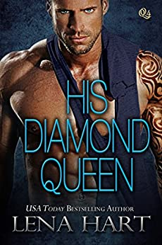 His Diamond Queen (Queen Quartette Book 4) by [Hart, Lena]