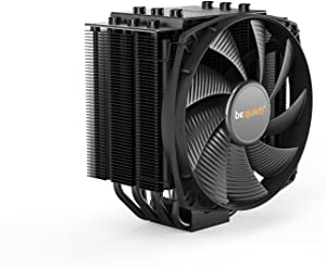 be quiet! Dark Rock 4, BK021, 200W TDP, CPU Cooler