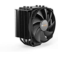 Be quiet BK021 Dark Rock 4 CPU Cooler Fan and Extremely High Cooling Performance (200W TDP), 135mm