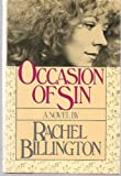 Occasion of Sin, Rachel Billington, 0671459384