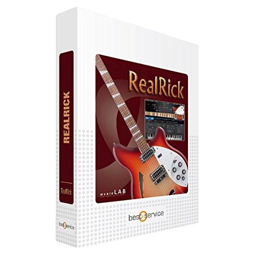 Music Lab ミュージックラボ ギター音源 プラグインソフト リアルリック ( REAL RICK リアルリック )B00O2PCT6C