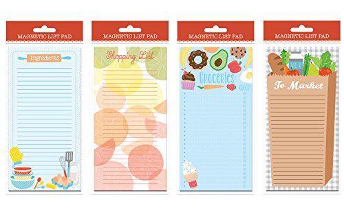 Magnetic 8 125 Grocery Shopping Steno