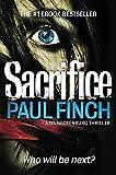 Sacrifice, Paul Finch, 0007492316