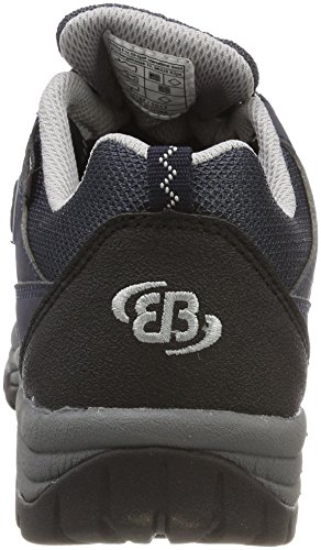 Azul Adulto Grau Low Marine Senderismo Marine Zapatos Bruetting Rise Fresno Unisex Grau de 6w0xO68Hq4