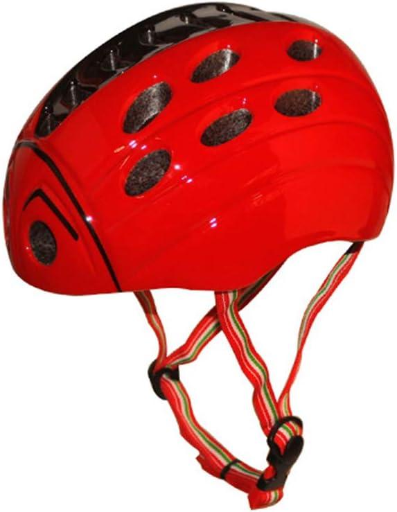ZWL Bicicleta Casco Niño Hombre Mujer Cabeza Protección ...