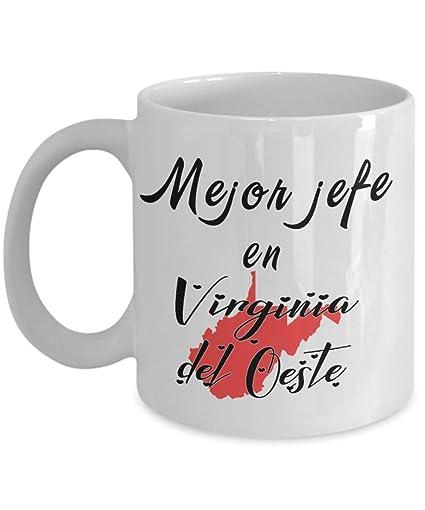 Amazon.com: Dozili Funny Coffee Mug - Spanish Employer Gift ...