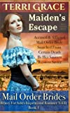 Mail Order Bride: Maiden's Escape: Inspirational Historical (Ashes Inspirational Romance) (Volume 1) by  Terri Grace in stock, buy online here