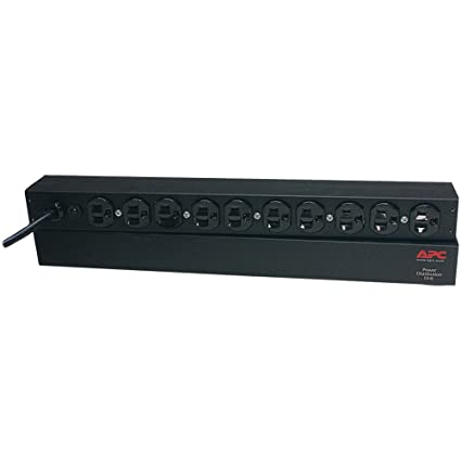Review APC AP9562 10-OUTLET RACK-MOUNTABLE