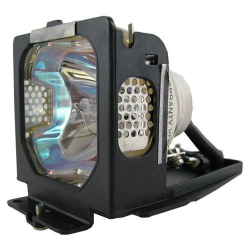 Electrified LV-LP18 / 9268A001 / POA-LMP55 Replacement Lamp with Housing for Canon -