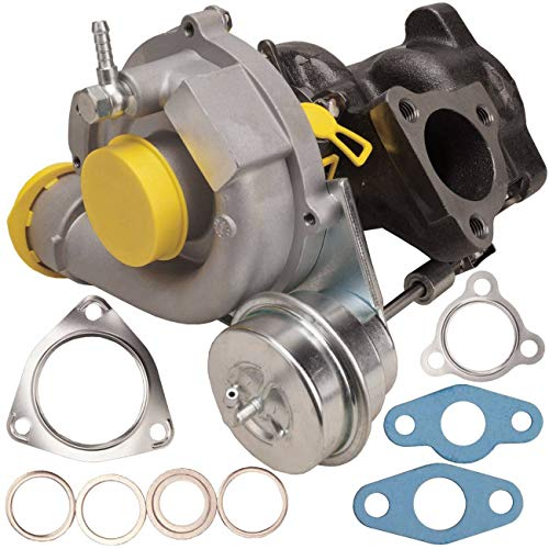(Turbo Turbocharger for 97-06 Volkswagen Passat & Audi A4 1.8T K3 Turbo 058145703J)