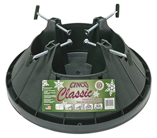 Cinco C-148E Express Tree Stand For Up To 10' Trees, Medium