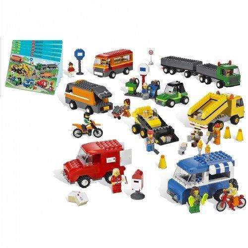 LEGO 9333 Vehicles Set