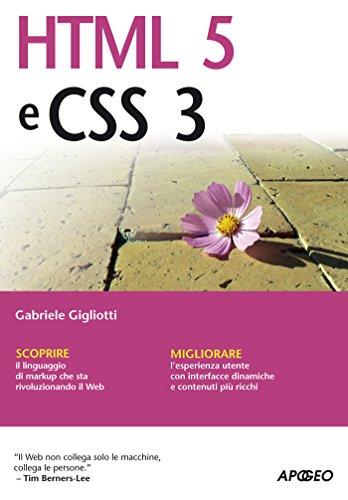 Download HTML5 e CSS3 (Guida completa) (Italian Edition) Pdf