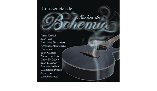 Lo Esencial de Noches de Bohemia de Various artists en Amazon ...
