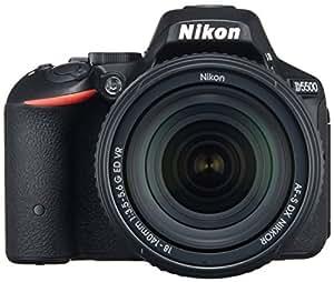 Nikon D5500 18-140 Vr Kit of the Lens Black - International Version (No Warranty)