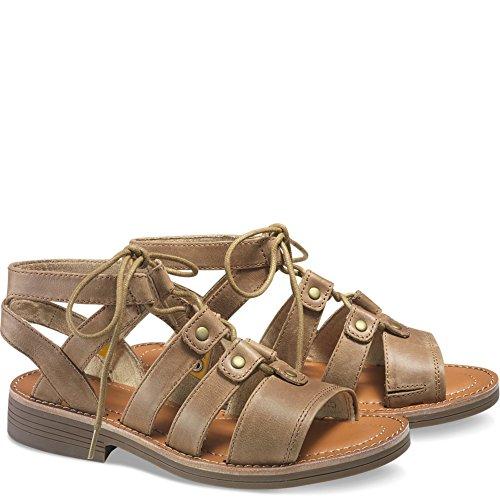 Larv Kvinna Kobbi Gladiator Sandal Tater
