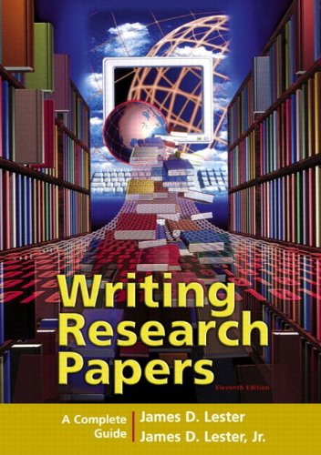 Writing Research Papers: A Complete Guide (with MyCompLab) (11th Edition)