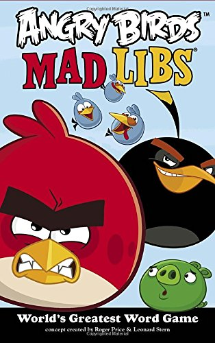 Download Angry Birds Mad Libs pdf