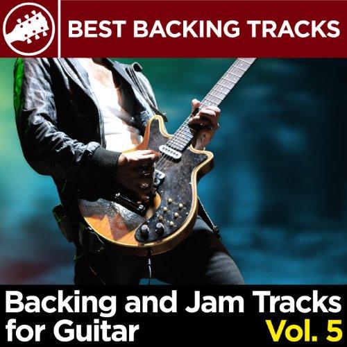 Backing and Jam Tracks for Guitar, Vol. 5