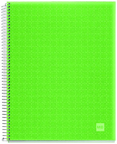 miquelrius-medium-spiral-bound-grid-notebook-candy-code-apple-green-65-x-8-4-subject-graph-pages