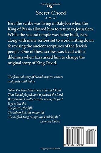 Secret Chord King David And The Biblical Scribes M Okouneff John