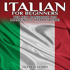 Italian for Beginners, 2nd Edition Audiobook
