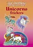 Glitter Unicorns Stickers (Dover Little Activity Books Stickers)