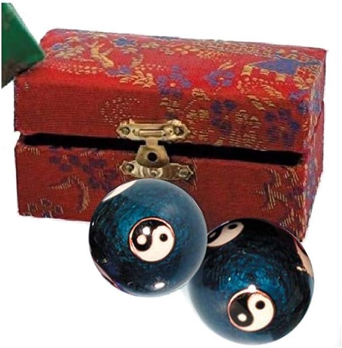 dsnetz Esoterik Regalos Idea – Bolas de Sonido – qi-Gong de ...