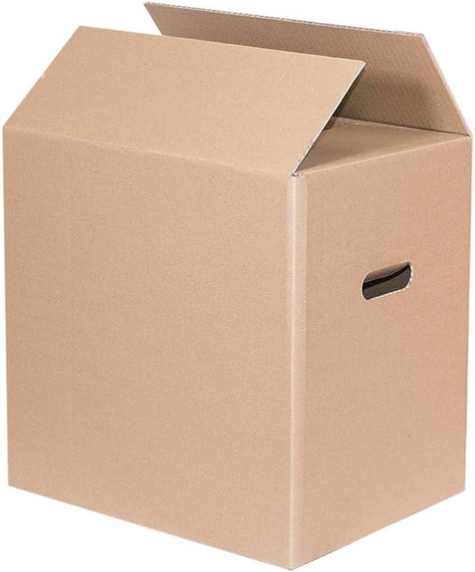 Kartox | Caja Con Asa Mudanza Extrareforzada | 60x40x40 | 10 ...