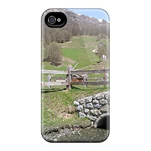 Fashion XvQ34008ANfv Cases Covers For Iphone 6(mountain Rivers Good)
