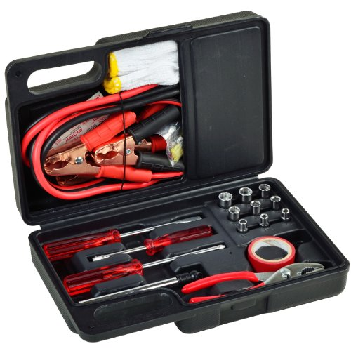 - Picnic at Ascot Auto Roadside Emergency Tool Kit - 26 Pieces