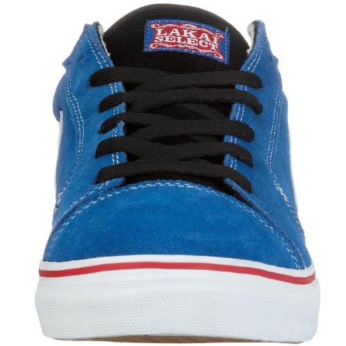 Lakai - Zapatillas de deporte de ante para niño Azul
