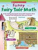 Funny Fairy Tale Math, Grades 3-4, Betsy Franco, 0545285100