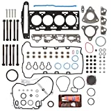 #6: Evergreen FSHB8-10422 Full Gasket Set Head Bolt