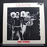 Queen - One Vision - Lp Vinyl Record