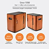 yuwell YU500 1.0-5.0l/min Portable Homecare Oxygen Bar Machines Portable Travel Oxygen Concentrator